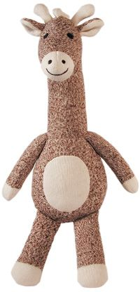 Because you can't have just a sock monkey....