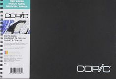 Copic Markers Sketch Book - X - 50 Sheets - Wire Bound Best Sketchbook, Marker Paper, Sketch 4, Paper Craft Supplies, Art Supplies, Wire Binding, Bristol Board, Copic Markers, Sewing Stores