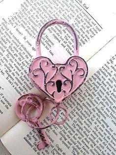 hearts & keys.