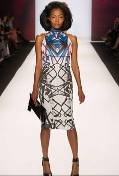 Project Runway Season 12 Dom Streater Episode 14 Look 5