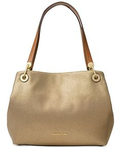 15c0d31aeec7c5 Michael Kors Raven Large Shoulder Bag & Reviews - Handbags & Accessories -  Macy's