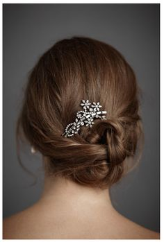 8 Chic #Wedding Hairstyles Perfect For A Modern Bride