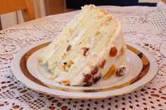 zsuzsa is in the kitchen: RUSSIAN (really Hungarian) CREAM TORTE - OROSZKRÉM TORTA Hungarian Cuisine, Hungarian Recipes, Hungarian Food, Cake Frosting Recipe, Frosting Recipes, Cake Recipes, King Torta, Russian Desserts, Good Food