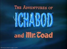 Adventures of Ichabod and Mr. Toad (1949), The