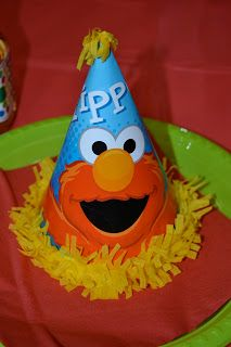 The Inspired Occasion: Part 2 - An Elmo extravaganza
