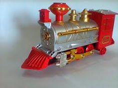 Resultado de imagem para miniatura de trens