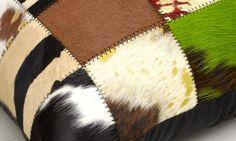 ΜΑΞΙΛΑΡΙ COW SKIN (10) MULTY :: Carpets.gr