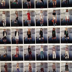 Behind the scenes of the Louis Vuitton Women's Spring 2015 Fashion Show with Nicolas Ghesquière