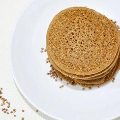 Glutensiz karabuğday bazlama. Tertemiz içerikli tostlar için👌 Waffle, Pancakes, Gluten Free, Breakfast, Ethnic Recipes, Instagram, Food, Glutenfree, Morning Coffee