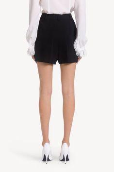 Pantaloni e Gonne Donna - Ermanno Scervino Ermanno Scervino, Tartan, Smoking, Short Dresses, Jeans, Fashion, Short Gowns, Moda, Fashion Styles