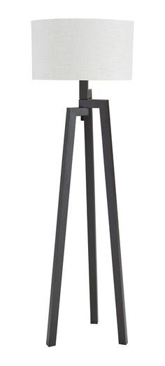 "60.5"" Tripod Floor Lamp"