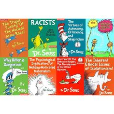 Ahh yes, good old Dr. Seuss