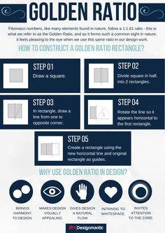 Golden Ratio: Nature's Key To Perfect Design! | http://www.designmantic.com/blog/the-golden-ratio-in-design/