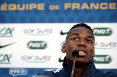 FOOTBALL -  FOOT-Paul Pogba : «J'ai envie de jouer devant les Français » - http://lefootball.fr/foot-paul-pogba-jai-envie-de-jouer-devant-les-francais/