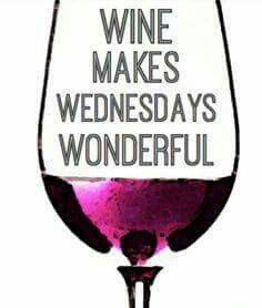 Wine Wednesdays                                                       …