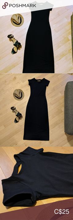 Size small with lots of stretch: and Arm Bust: Length: Waist: Susana Monaco Dresses Maxi Navy Maxi, Navy Blue Dresses, Backless Maxi Dresses, Plus Fashion, Fashion Tips, Fashion Trends, Arm, Skirts, Sleeves