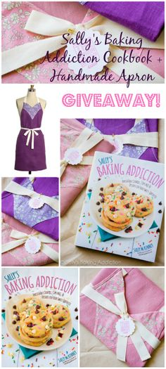 giveaway at Sally's