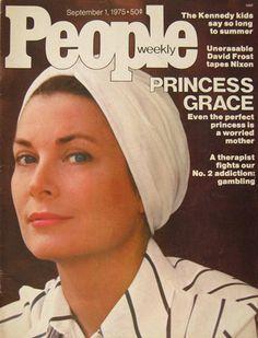 People, Princess Grace, 1975