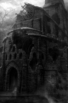 Wonder how many spirits reside here?