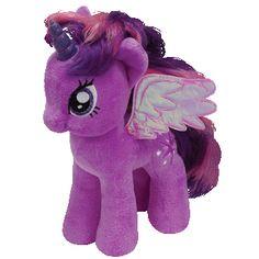 Not Just Toyz - My Little Pony Twilight Sparkle 8-Inch Plush, $7.99 (http://www.notjusttoyz.com/my-little-pony-twilight-sparkle-8-inch-plush/)