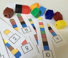 Task Shakti - A Earn Get Problem Perfect For Teaching Numbers, Counting And Corresponding Using Unifix Cubes Teaching Numbers, Numbers Preschool, Preschool Lessons, Preschool Classroom, Preschool Learning, Quiet Time Activities, Montessori Activities, Math Literacy, Kindergarten Math