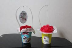 Diy And Crafts, Crafts For Kids, Preschool Activities, Planter Pots, Education, Create, Paper, Flowers, Blog
