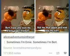 Mainly Ernie