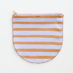 baggu hand painted pouch