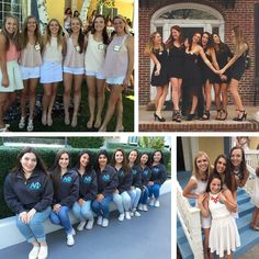 The Making of a #Sorority #Composite - #GreekYearbook