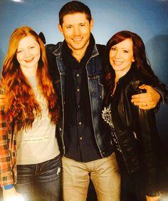 Supernatural Seattle 2015 Jensen Ackles❤️