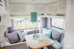 "caravan make over … New! Hugo, our ""new"" caravan is moving in Miss Nadine The post caravan make over … New! Hugo, our ""new … appeared first on Woman Casual - Camping"
