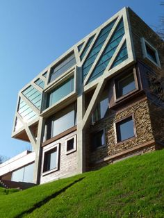 Conservatory House (a.k.a Home Tree House) in Varna, Bulgaria