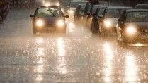 Schwere Gewitter und Starkregen vor allem in Hessen