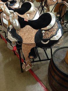 JR Wenger Custom Saddles