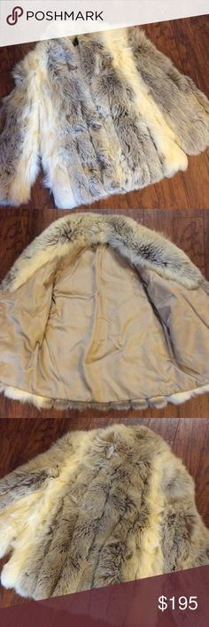 🌺🌺Gorgeous Faux Fur Coat🌺🌺 This faux fur coat is beautiful. It's soft and super warm. You will love, love this coat. Feels like real fur! Furrocious Jackets & Coats