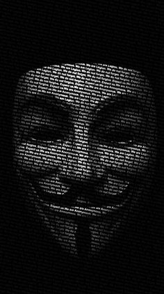 Anonymous Hacker Live Vendetta Mask Hard Case For Iphone 5 6 7 8 Samsung Sony Hacker Wallpaper, Man Wallpaper, Mobile Wallpaper, Apple Wallpaper, Black Wallpaper, Iphone Wallpaper For Guys, Vendetta Mask, Anonymous Mask, Guy Fawkes