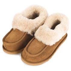 14f08c611a5 Deluxe Ladies  Madison  Sheepskin Slipper Boot - Chestnut. Sheepskin World