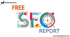 Free tool to compare two websites seo, errors & suggests for you, what you can do to improve the site. The site analysis tool is a free website analysis tool to optimize your website. Website Analysis, Seo Analysis, Seo Report, Seo Professional, Free Seo Tools, Competitive Analysis, Best Seo, Free Website, What You Can Do