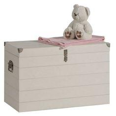Kinder Truhe Spielzeugtruhe Kinderzimmertruhe Holztruhe...