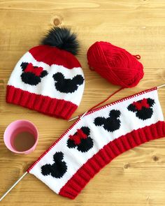Mickey Strickmütze Mickey Strickmütze, Liebe stricken, How Do You Make A Crochet Ladies ' Hat? You can watch in detail the construction of a fedora… Knitted Hats Kids, Baby Hats Knitting, Sweater Knitting Patterns, Knitting For Kids, Knitting Stitches, Knitting Designs, Free Knitting, Crochet Patterns, Knitting Scarves
