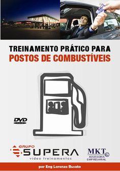 DVD Treinamento Prático para POSTOS DE COMBUSTÍVEIS
