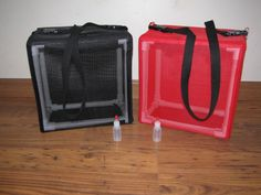 Transport Cages - Glider Nursery