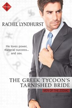 The Greek Tycoon's Tarnished Bride by Rachel Lyndhurst I should've known better: not being a historical and with a title like this....