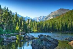 Rocky mountain national park - (#109920) - High Quality and Resolution Wallpapers on hqWallbase.com