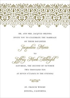 1000 images about wedding invitation wording on