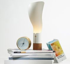 Collar Table Lamp