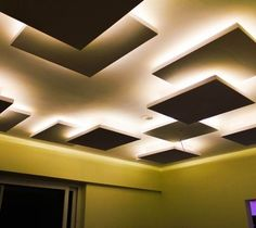 ceiling design for hall - Google Search                                                                                                                                                      More