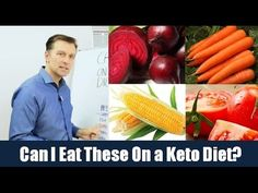 Can I Eat These On A Keto Diet: Beets, Carrots, Peas & Tomatoes? - YouTube
