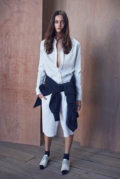textured knit bomber jacket | http://bssk.co/1CjsODz | mini fit viscose shirt | http://bssk.co/1B0kYU6 | viscose elastic waist short | http://bssk.co/1KLB5qt