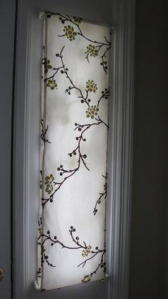 Sidelight Window Treatments Sidelights On Pinterest
